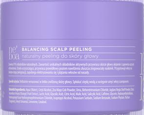 BALANCING naturalny peeling balansujący, do skóry głowy